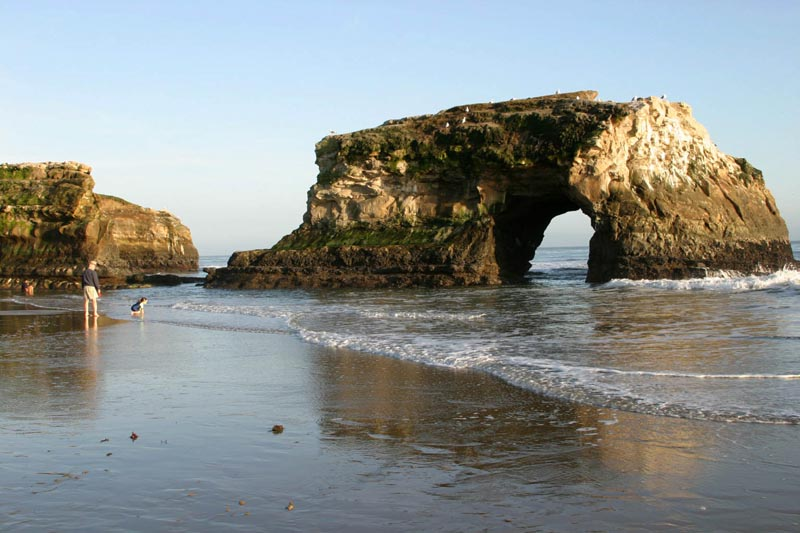 photo of sea arch, Marli Miller