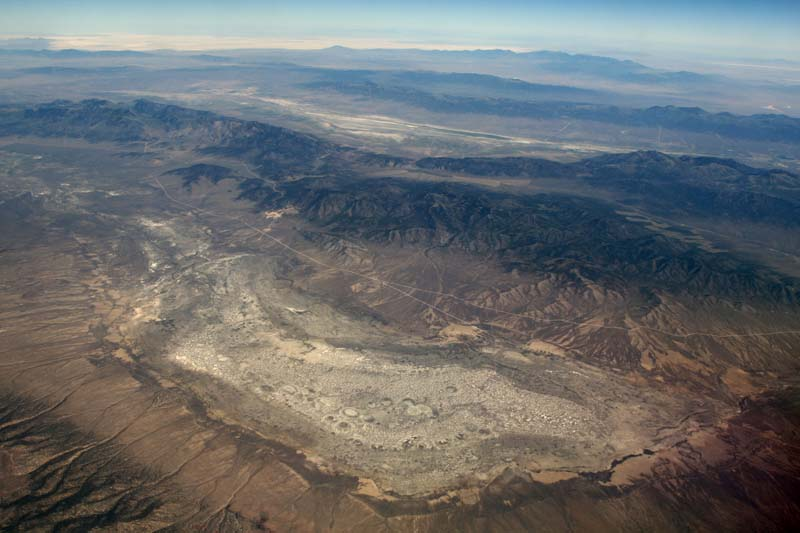 ... mountain ranges of the Basin and Range Province, eastern Nevada