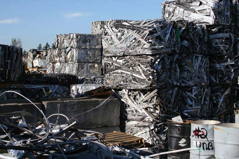 photo, aluminum, recycling