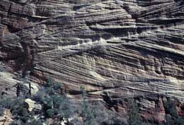 Eolian Cross-bedding