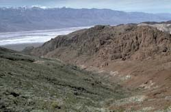 Copper Canyon Turtleback fault
